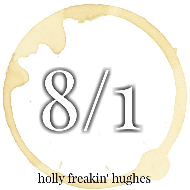 HOLLY FREAKIN' HUGHES ReleaseDate!