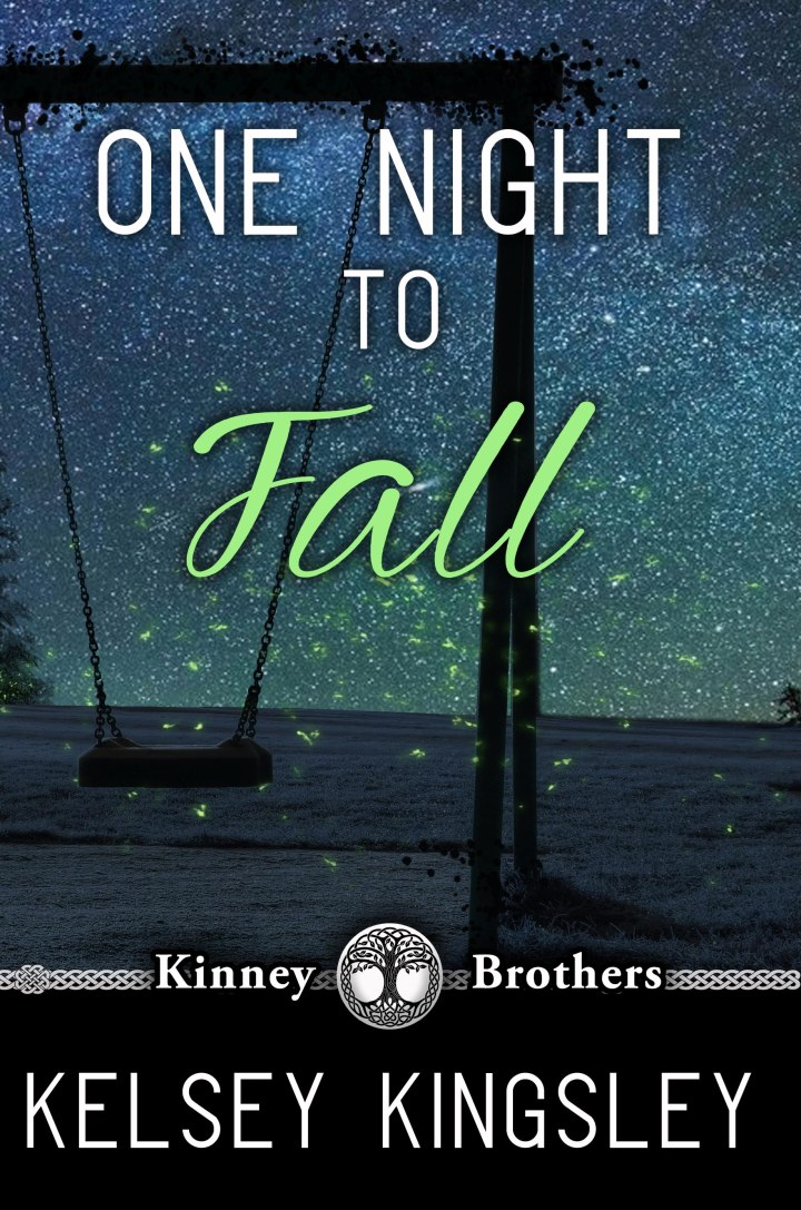 ONE NIGHT TO FALL COVER REVEAL + EXCERPT